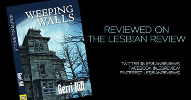 Weeping Walls by Gerri Hill