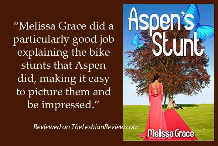 Aspen's Stunt by Melissa Grace on TheLesbianReview.com