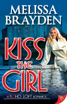 melissa brayden kiss the girl review on the lesbian review