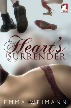 hearts surrender by emma weiman