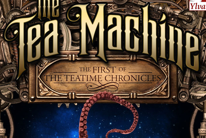 The Tea Machine By Gill McKnight: Book Review