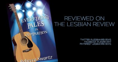 Everything Pales In Comparison by Rebecca Swartz: Book Review