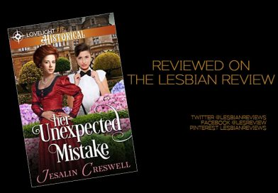 Her Unexpected Mistake by Jesalin Creswell: Book Review
