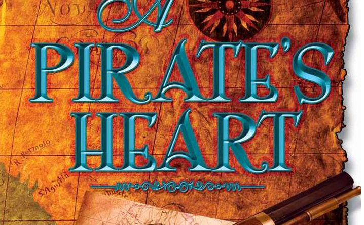 A Pirates Heart by Catherine Friend: Audio Book Review