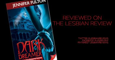 Dark Dreamer by Jennifer Fulton: Book Review