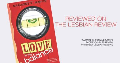 Love in the Balance by Marianne K Martin: Book Review