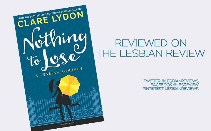 Clare Lydon Nothing to lose
