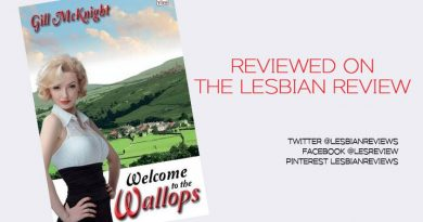 Welcome to the wallops by Gill McKnight