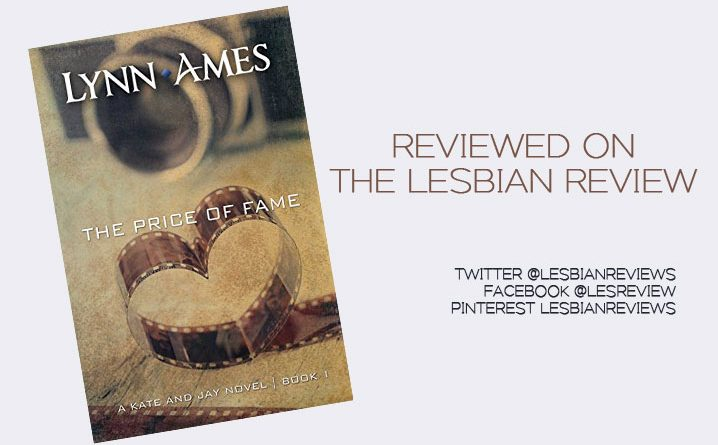 The Price of Fame by Lynn Ames