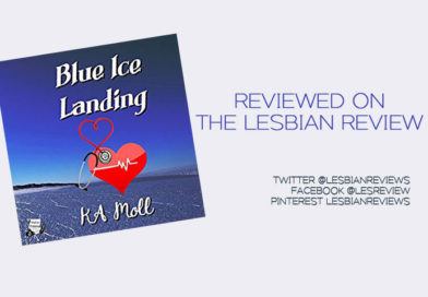 Blue Ice Landing by KA Moll: Audiobook Review