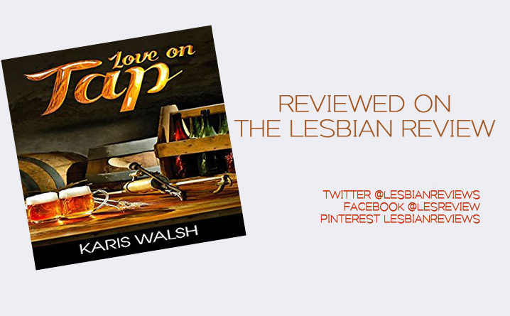 Love on Tap by Karis Walsh: Audiobook Review