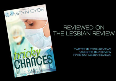 Tricky Chances by Camryn Eyde: Book Review