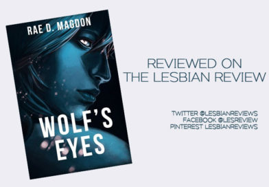 Wolf's Eyes by Rae D Magdon: Book Review