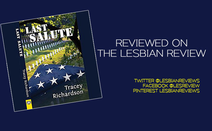 Last Salute by Tracey Richardson
