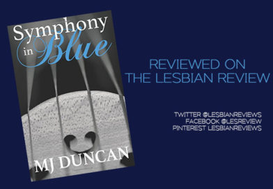 Symphony in Blue by MJ Duncan: Book Review