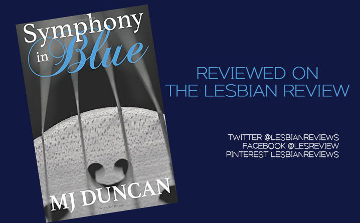 Symphony in Blue by MJ Duncan