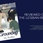 Grounded by A.E. Radley: Book Review