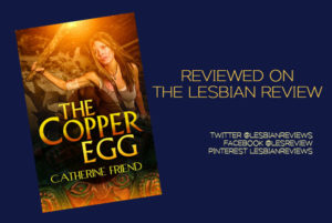 The Copper Egg by Catherine Friend