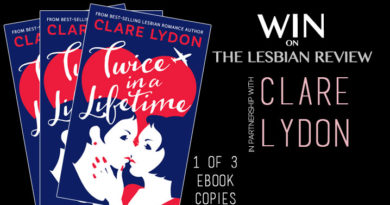 Twice In Win A Lifetime by Clare Lydon