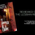 It Should Be A Crime by Carsen Taite: Book Review