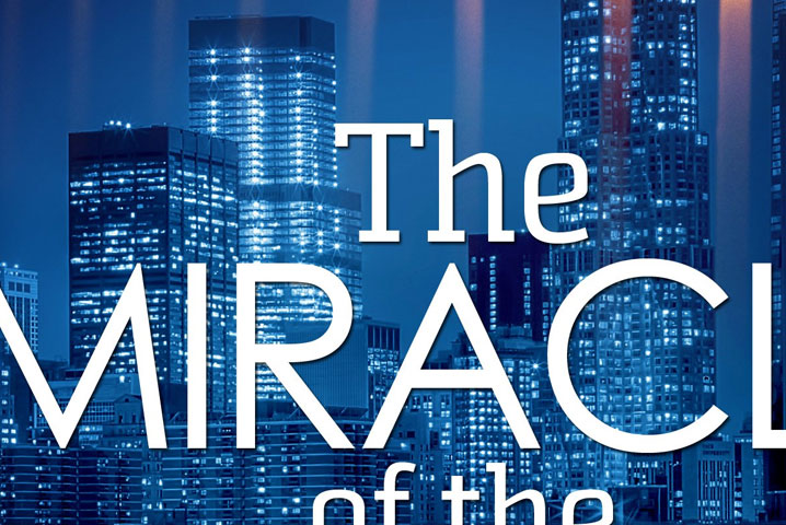 The Miracle of the Lights by Cindy Rizzo: Book Review