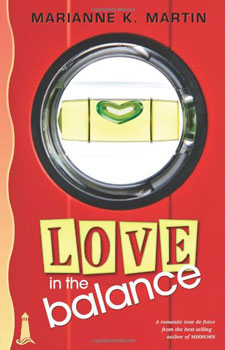 Love in the Balance by Marianne K Martin