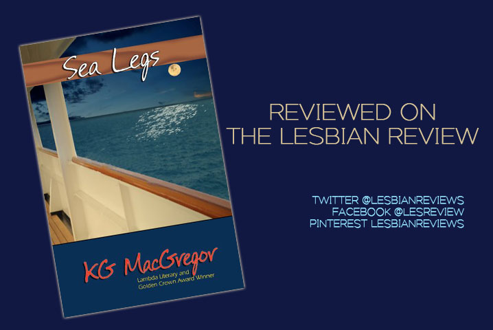 Sea Legs by KG MacGregor