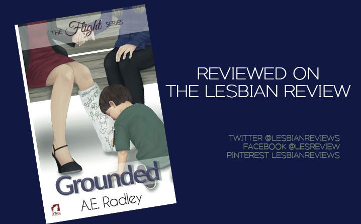 Grounded by A.E. Radley