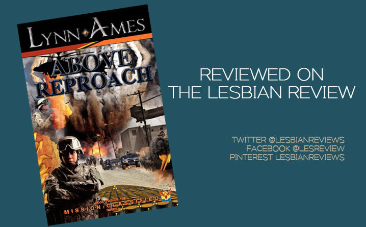 Above Reproach by Lynn Ames