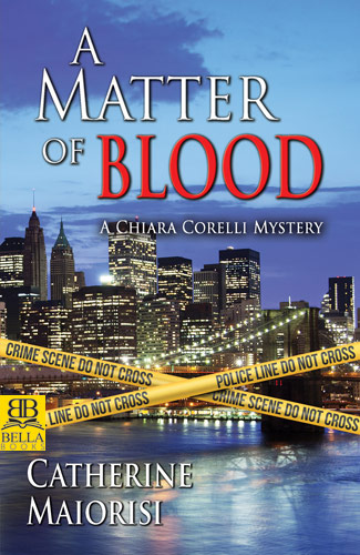 A Matter of Blood by Catherine Maoirisi
