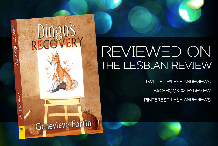 Dingo's Recovery by Genevieve Fortin