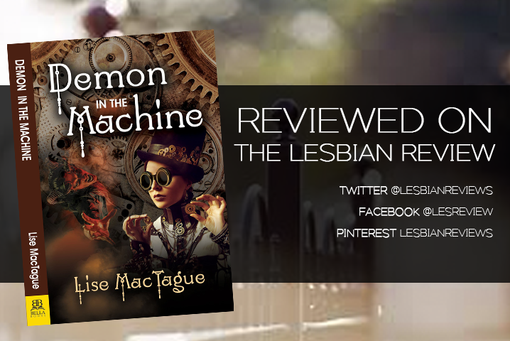 Demon In The Machine by Lise MacTague: Book Review