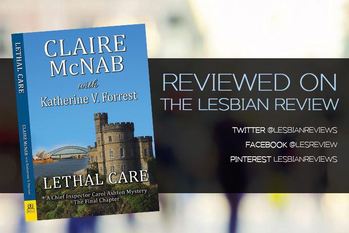 Lethal Care by Claire McNab and Katherine V Forrest: Book Review