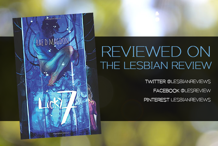 Lucky 7 by Rae D Magdon: Book Review