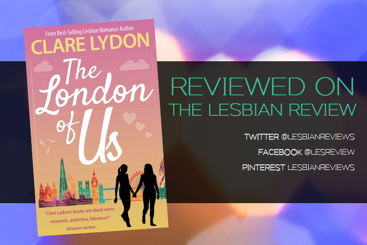 The London of Us by Clare Lydon: Book Review