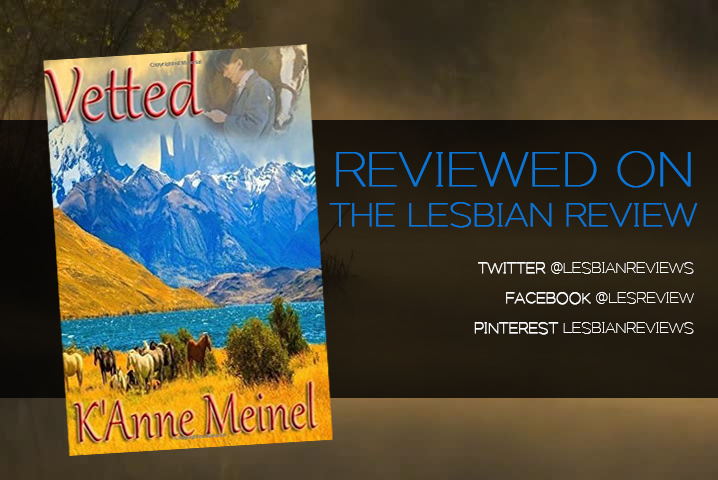Vetted by K'Anne Meinel: Book Review