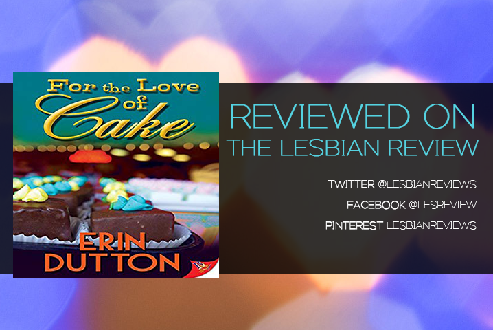 For the Love of Cake by Erin Dutton: Audiobook Review