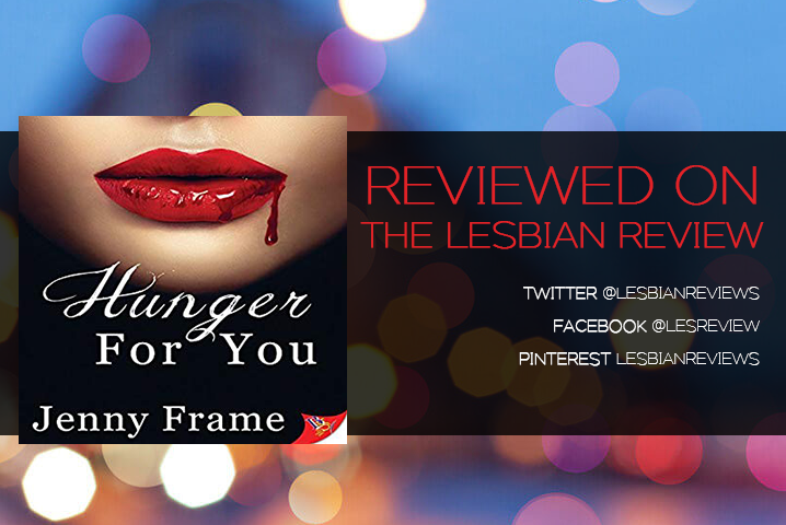 Hunger for You by Jenny Frame: Audiobook Review