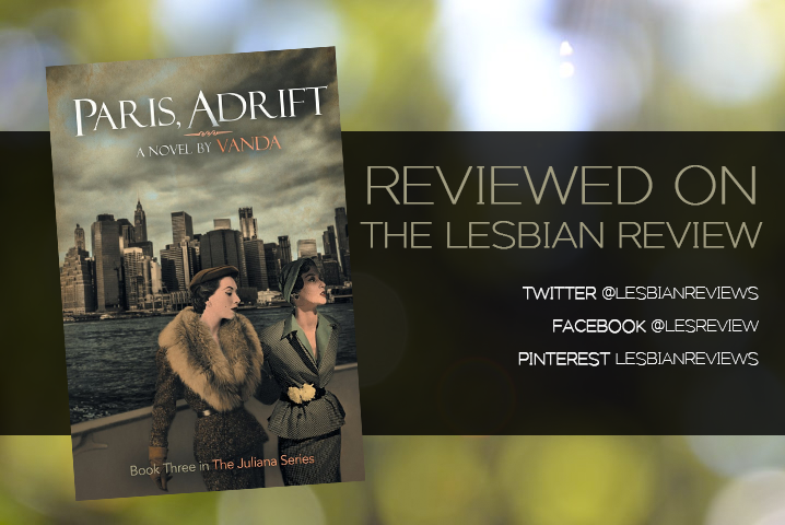 Paris Adrift by Vanda: Book Review