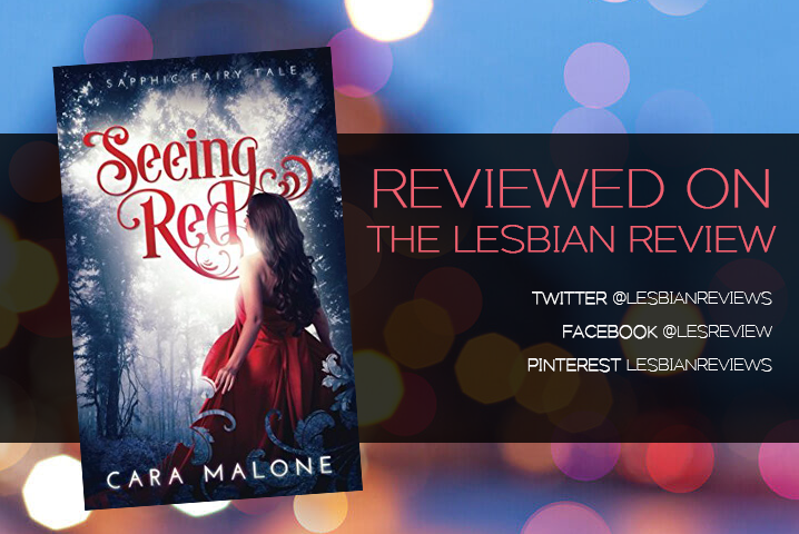 Seeing Red by Cara Malone: Book Review