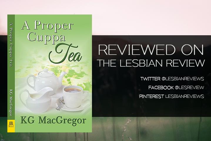 A Proper Cuppa Tea by KG MacGregor