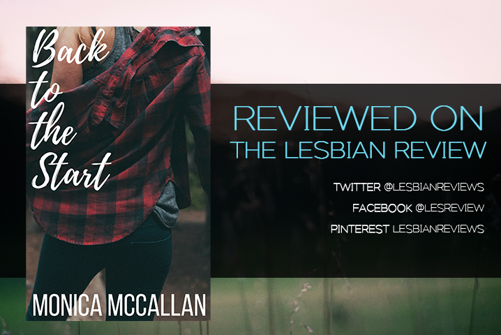 Back To The Start by Monica Mccallan