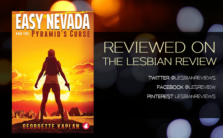 Easy Nevada and the Pyramids Curse by Georgette Kaplan