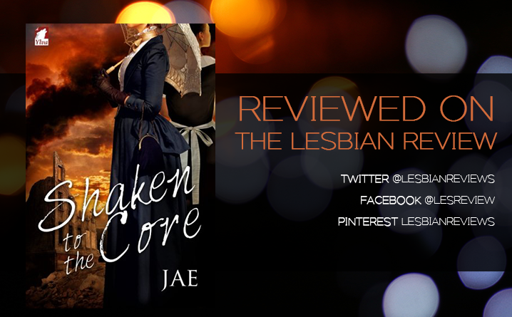 Shaken to The Core by Jae