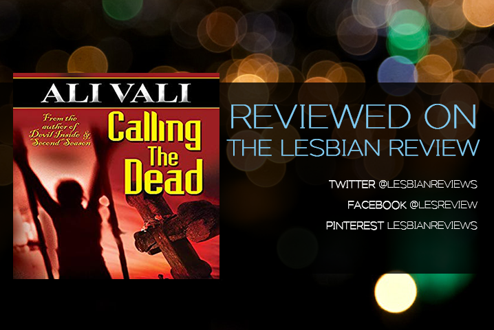 Calling The Dead by Ali Vali: Audiobook Review