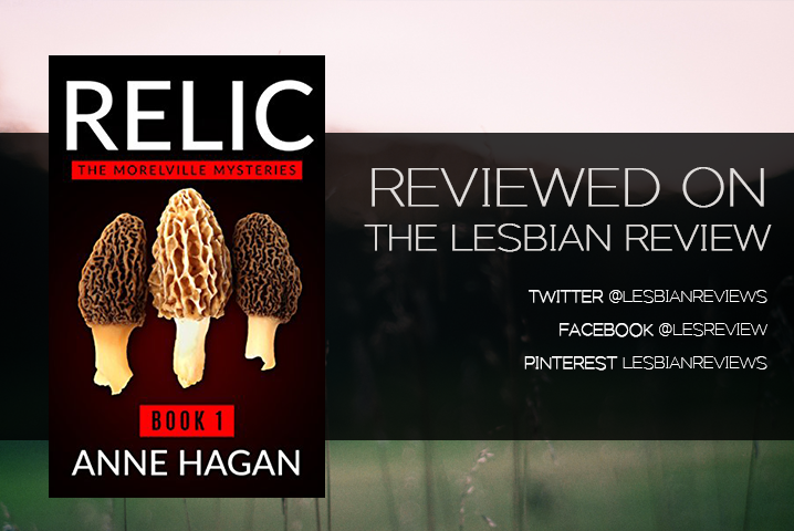 Relic by Anne Hagan: Book Review
