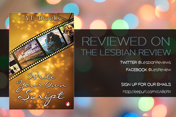 251f9f4aa8c97 Write Your Own Script by A.L. Brooks  Book Review · The Lesbian Review